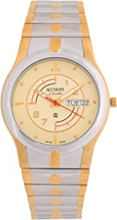Accurate Watch For Men- Analog - AMQ1632T