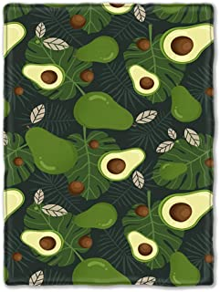 Avocado Lightweight Receiving Blankets Stroller