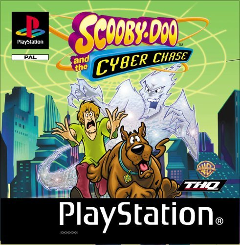 Scooby Doo and the Cyber Chase by THQ