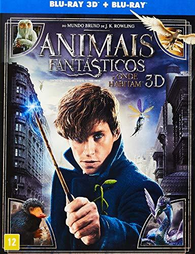 Animais Fantasticos (3D/Novo) [DVD]