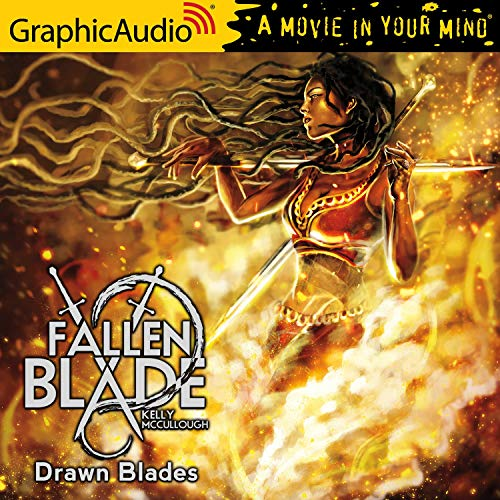 Drawn Blades [Dramatized Adaptation] cover art