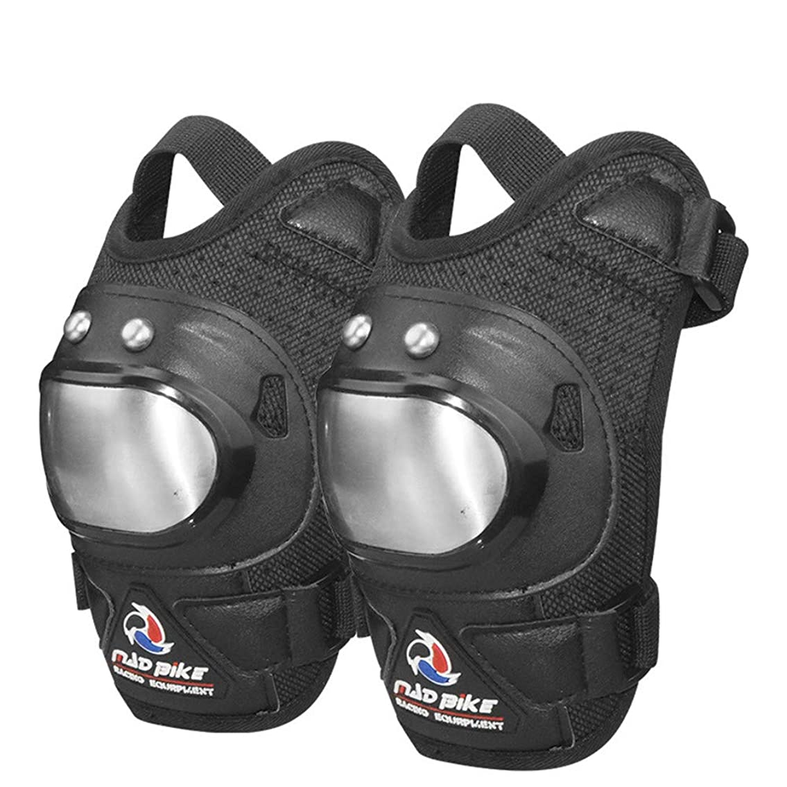 ループ米ドルフレアスケート膝パッド大人通気性調節可能アラミド繊維モトクロスMTB新ガードサイクリングスケーティング 花火アウトドア必需品