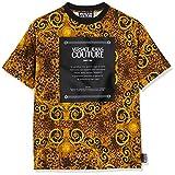 Versace Herren T-Shirt Uomo Pullunder, Gold (ORO 923), X-Small