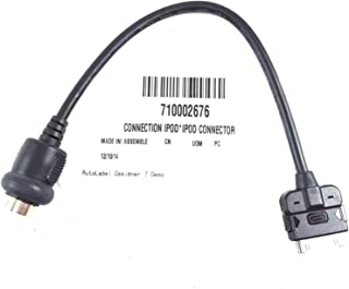 Can-Am Spyder New OEM iPod Intergration Cable, RT/ST, 710002676
