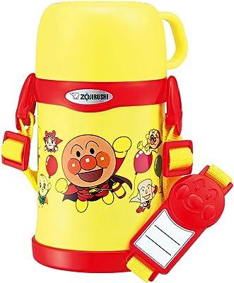 象印 (ZOJIRUSHI) 水筒 コップ アンパンマン ステンレスボトル 0.45L SC-LH45A-EY