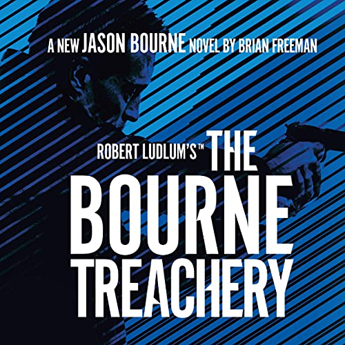 Robert Ludlum's™ The Bourne Treachery cover art