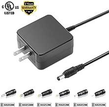 TFDirect Universal Power Adapter with 6 DC Plugs for all Brands Portable DVD Player Fits Sylvania Philips Axion RCA Sony Insignia Durabrand LG Toshiba Disney Accurian Walata Audiovox Trutech Panasonic