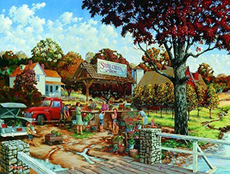 bienvenido a elegir Stone Creek Farm - A 300 Piece Jigsaw Puzzle by by by SunsOut by SunsOut  encuentra tu favorito aquí