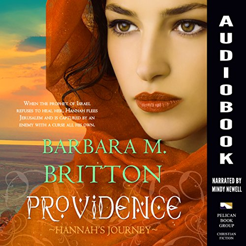 Providence: Hannah's Journey (Tribes of Israel) audiobook cover art