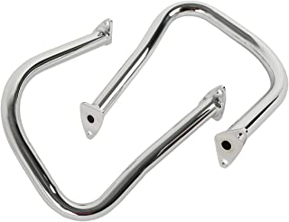 TCMT Chrome Rear Highway Bars Fits For Indian Chief Classic Vintage Dark Horse 2014 2015 2016 2017 2018