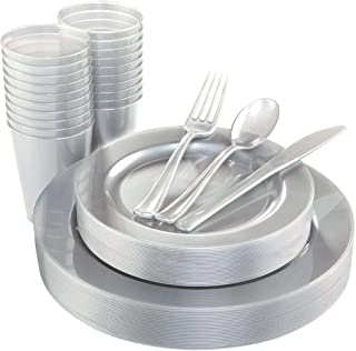 Best disposable plastic cups and plates Reviews