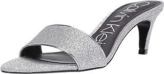 Best silver mule sandals Reviews