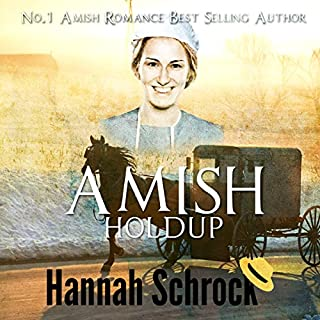 Amish Holdup cover art