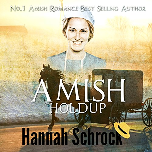 Amish Holdup audiobook cover art