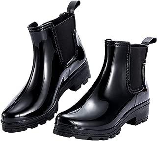 Best platform rain boots Reviews
