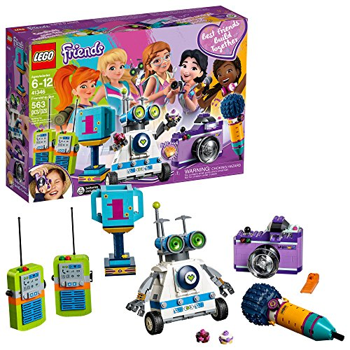 Lego friends friendship box 41346 building kit (563 piece) (discontinued by manufacturer)