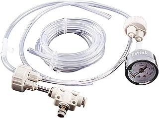 Estink DIY CO2 Generator Aquarium Plant System Kit D201 Tube Valve Guage Bottle Cap for..