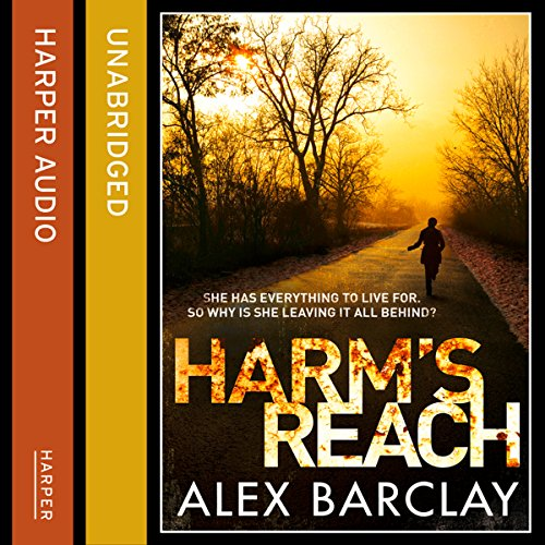Harm's Reach audiobook cover art