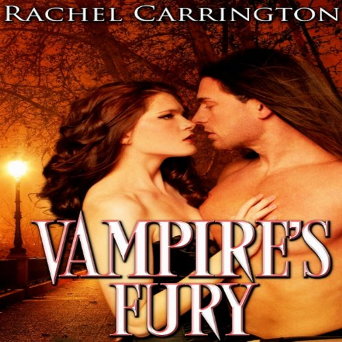 Vampire's Fury audiobook cover art