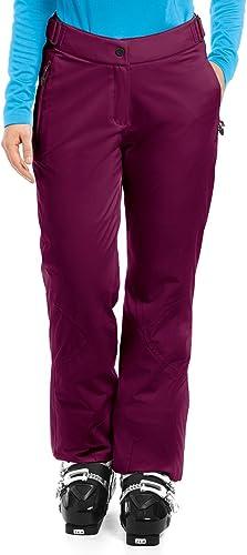 Maier Sports Pantalon de Ski pour Femme Resi lumière
