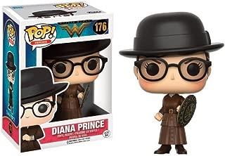Funko POP! DC Heroes Wonder Woman Diana Prince #176