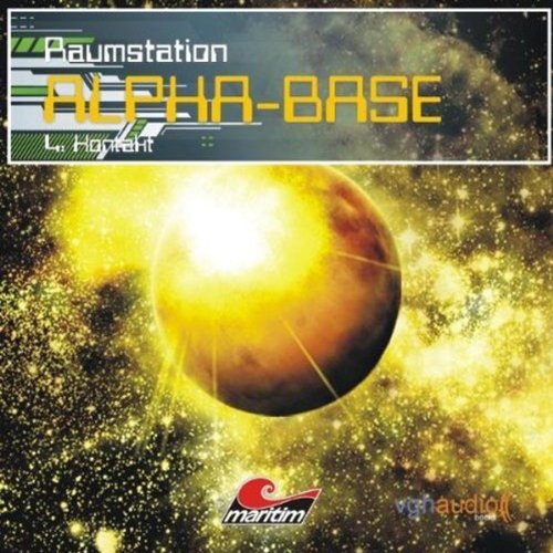 Kontakt (Raumstation Alpha-Base 4) audiobook cover art