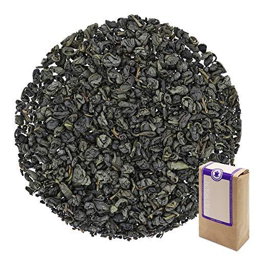 """N° 1334: Tè verde biologique in foglie """"Pinhead della polvere da sparo"""" - 250 g - GAIWAN® GERMANY - tè in foglie, tè bio, China"""