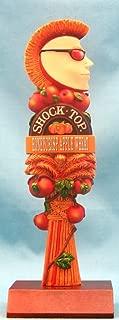 Shock Top Honeycrisp Apple Wheat 8in Resin Tap Knob