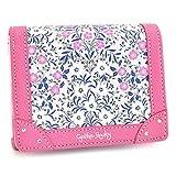 シンシアローリー 財布 二つ折り財布 ピンク CYNTHIA ROWLEY crv011-24 レディース 婦人