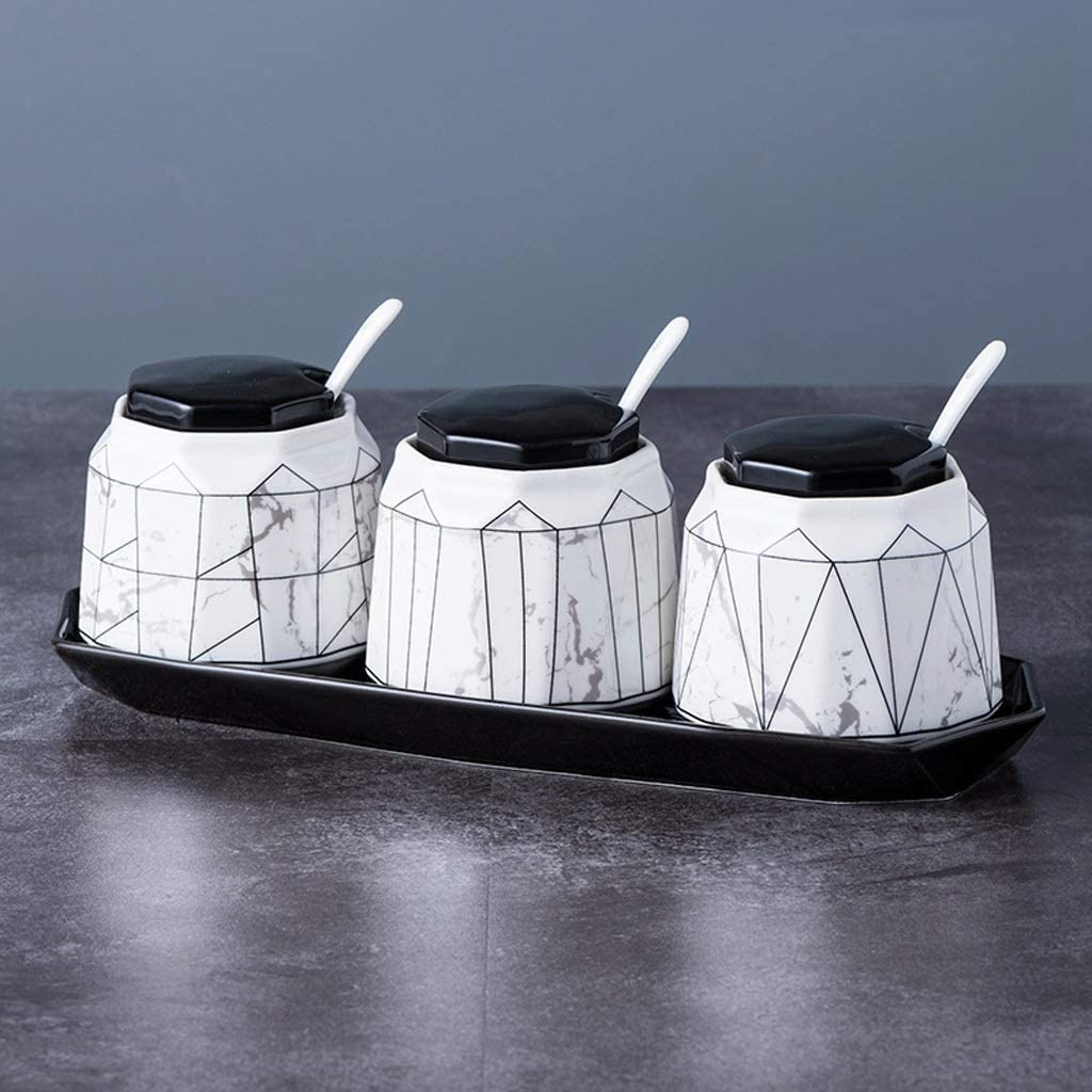 Seasoning Limited Ranking TOP8 Special Price Containers Ceramic Spice Storage Container Sugar Jars