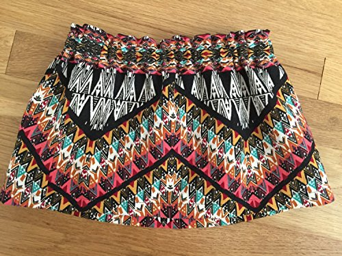 Baby Girl Tribal Skirt-Toddler Skirt-Aztec Skirt-Boho Skirt-Baby Coming Home Outfit-Cotton Skirt-Twirl Skirt-Summer Skirt-Cute Baby Skirt