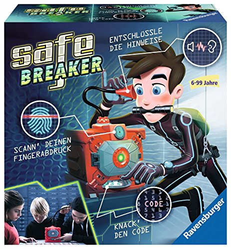Ravensburger 22330 - Safe Breaker