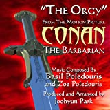 'The Orgy' from 'Conan The Barbarian' (Basil and Zoe Poledouris) - Single