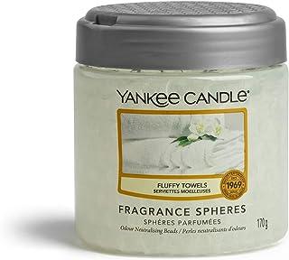 Yankee Candle sphères parfumées désodorisant maison, Durée jusqu'à 30jours, Serviettes moelleuses