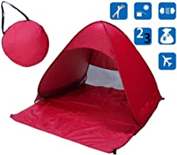 Beach Tents Pop up Automatic Open Tent Family Ultralight Folding Tent Tourist Fish Camping Anti-Uv Fully Sun Shade