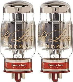 Genalex Gold Lion KT88 Power Vacuum Tube, Matched Pair