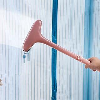 Factorys Cepillo de Limpieza extraíble de Mango Largo, Ligero, Lavable, hipoalergénico, sin Pelusas, para Limpiar el Ventilador de Techo, persianas, telarañas