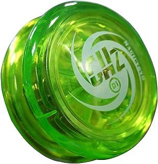 non-brand Responsive YOYO D1 ABS Professional Yo-yo for 2A String Trick Play - Green