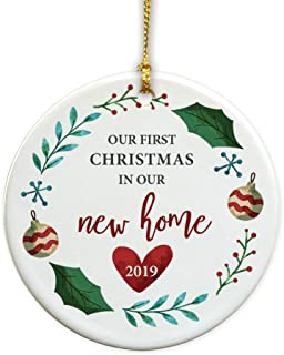 Best our first christmas ornament Reviews