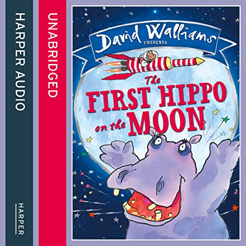 The First Hippo on the Moon cover art