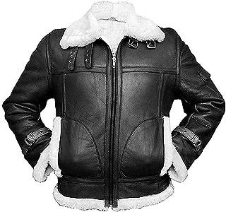 Best 100 percent pure leather jacket Reviews