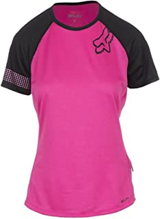 Fox Racing 2015 Women's Ripley Limited Edition Short Sleeve Cycling Jersey - 17457