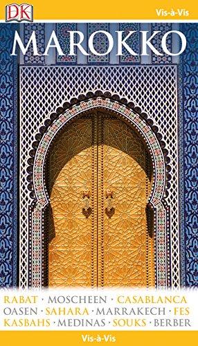 Vis-à-Vis Reiseführer Marokko: mit Mini-Kochbuch zum Herausnehmen