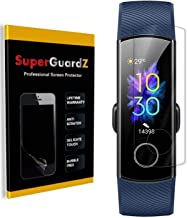 [3-Pack] for Huawei Honor Band 5 Screen Protector [Full Coverage], SuperGuardZ, Edge-to-Edge Protect, Ultra Clear, Militar...