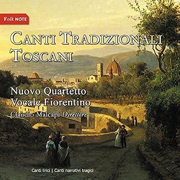 Canti tradizionali toscani, Vol. 1 (Canti lirici, canti narrativi tragici)