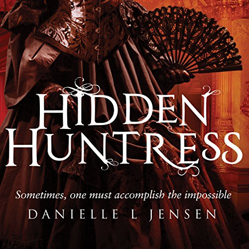 Hidden Huntress audiobook cover art