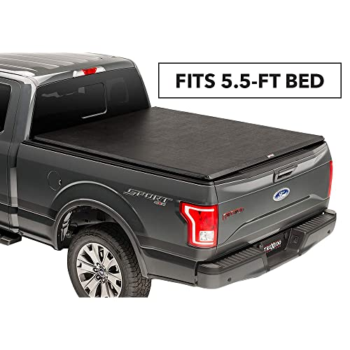 TruXedo TruXport Soft Roll-up Truck Bed Tonneau Cover | 273901 | fits 14-