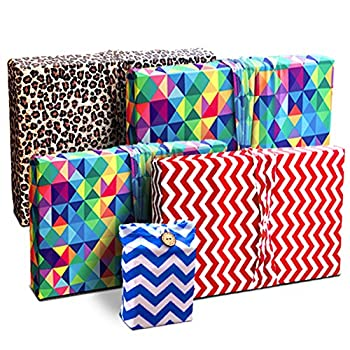 Best reusable wrapping paper Reviews