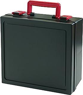 TCG カード専用ケース ディープ レッド ケース トレカ プロテクト スリーブ カードケース 大容量 収納 ケース 箱 ハード 1300枚 日本製