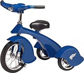 Morgan Cycle Jay Tricycle Retro Style, Blue